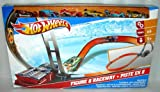 Hot Wheels Figure 8 Raceway Motorised Track Set & 6 Cars