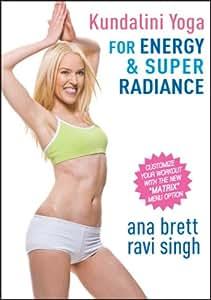 Amazon.com: Kundalini Yoga for Energy & Super Radiance