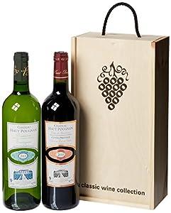 Chateau Haut Pougnan a Taste of Bordeaux Wine Pack 2 x bottles 2010 75 cl (Case of 2)