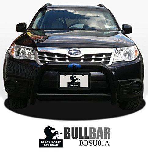 Black Horse BBSU03A Black Bull Bar (Subaru Bull Bar compare prices)