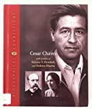 img - for Cesar Chavez, with Profiles of Terence V. Powderly and Dolores Huerta (Biographical Connections) book / textbook / text book