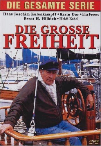 Die große Freiheit (Die komplette Serie) [Special Edition] [4 DVDs]