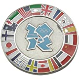 Olympics London 2012 Olympics Country Flags Pin