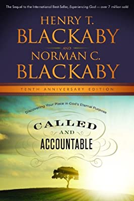 Called and Accountable Study by Henry Blackaby