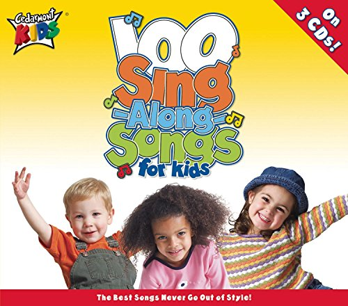 100 Singalong Songs For Kids (Can Box Music compare prices)