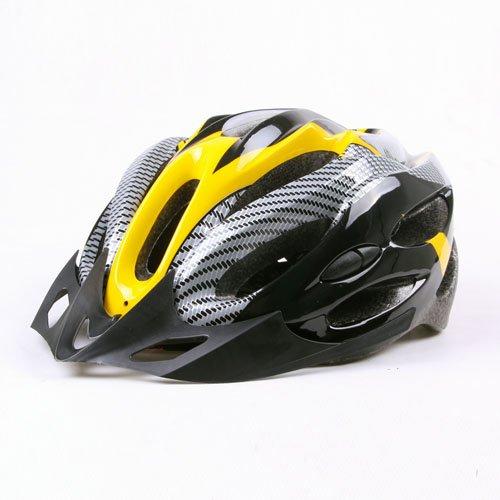 yellow Road Mountain Cycling Bike Helmet Visor Adult Bicycle Helmet protec adult helmet
