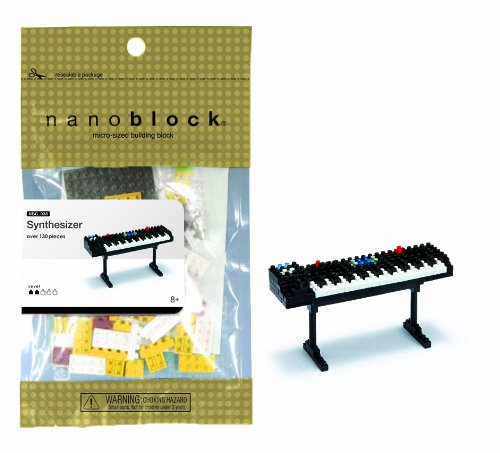 Nanoblock Synthesizer