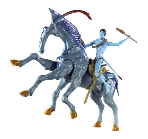 Image of James Cameron's Avatar Na'vi Dire Horse Creature