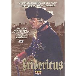 Fridericus DVD