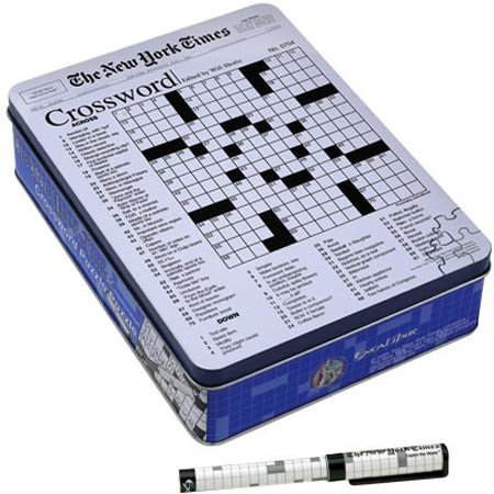 NY Times Crossword Puzzle (Jigsaw Puzzle) #3
