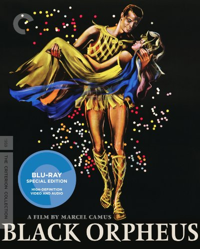Cover art for  Black Orpheus (The Criterion Collection) [Blu-ray]
