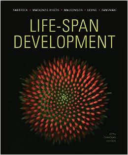 santrock life span development
