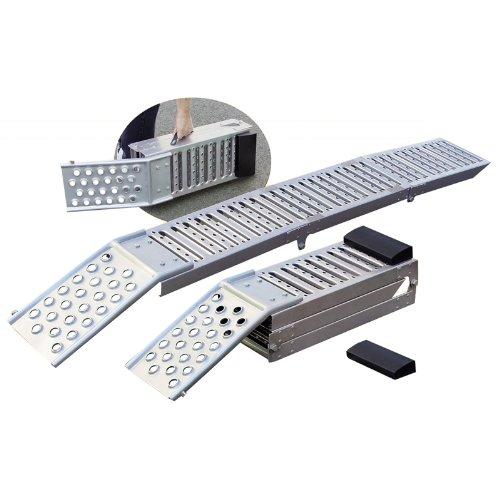 torrex-30036-set-rampa-di-sollevamento-ri-chiudibile-2-in-1-peso-1600-kg-certificata-tuv-sud-mark-p-