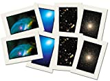 Hubble Telescope, Blank Note Cards, Set HRH6