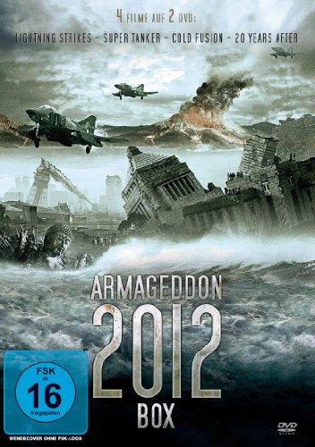 Armageddon 2012 Box [4 Filme auf 2 DVDs]