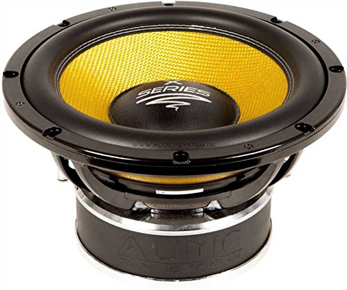 Audio System X-SERIES X12-900 Woofer à double bobine acoustique