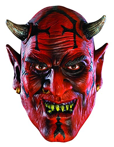 Rubies Child's Evil Spirit 3/4 Vinyl Mask