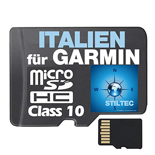 x2605-Topo-Carte-Italie-pour-Garmin-Edge-GPSMAP-Montana-eTrex-Dakota-Colorado-Oregon-Astro-x2605-original-de-stiltec