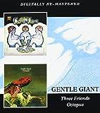 Gentle Giant - Three Friends/Octopus by Gentle Giant (2013-05-04)