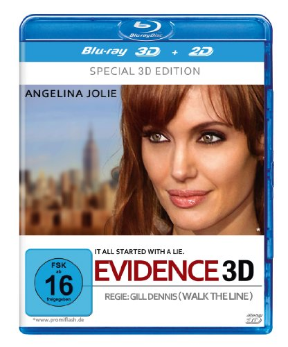 Evidence 3D-BluRay [3D Blu-ray]