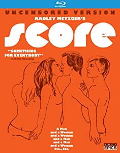 Score (Uncensored Version) [Blu-ray]