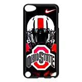 DIY Case 10 Sports NCAA Ohio State Buckeyes Footballl iPod Touch 5th Case-Just DO It
