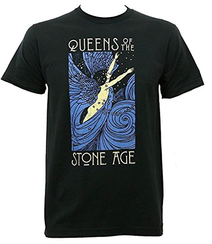 Queens of the Stone Age The Lost Art Uomo Slim Fit Maglietta