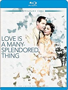 Love Is A Many Splendored Thing Blu-ray