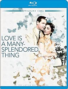 Love Is a Many Splendored Thing [Blu-ray] [Import]