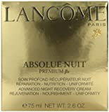 Anti-Aging by Lancome Absolue Nuit Premium Bx, Advanced Replenishing Night Cream (Mature Skin) 75ml