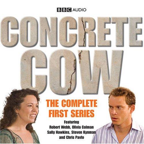 Concrete Cow
