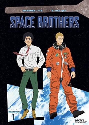 宇宙兄弟:コレクション1 北米版 / Space Brothers: Collection 1 [DVD][Import]
