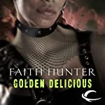Golden Delicious: A Jane Yellowrock Story (       UNABRIDGED) by Faith Hunter Narrated by Khristine Hvam