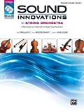 Sound Innovations for String Orchestra, Bk 1: A Revolutionary Method for Beginning Musicians (Conductors Score) (Book, CD & DVD)