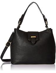 Lino Perros Women's Handbag (Black) - B01M8HGM76