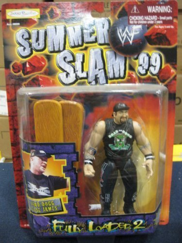 WWF Summer Slam '99 Fully Loaded 2 - Road Dogg Jesse James