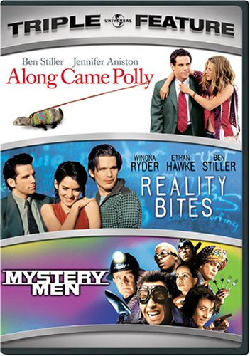 Along Came Polly & Reality Bites & Mystery Men [Reino Unido] [DVD]