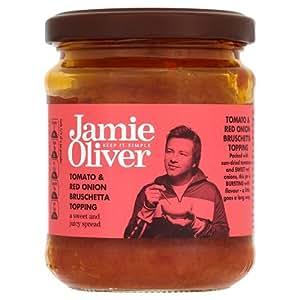 """Jamie Oliver """"Bruschetta - Tomate & rote Zwiebel"""" 180g"""