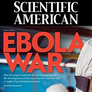 Scientific American: Ebola War Periodical