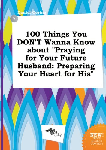 Books about praying for your husband