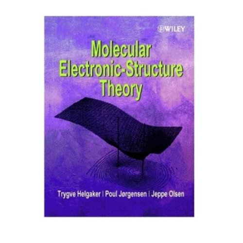 molecular-electronic-structure-theory