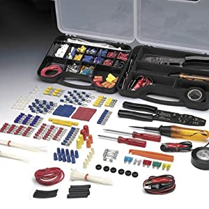 Wilmar W5207 285 Piece Multi-Use Electrical Repair Kit-MULTI PURPOSE ELECTRICAL REPAIR KIT 285 PIECES