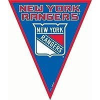 banner pennant york rangers from Amscan