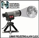 Natural History Museum Lunar Projecting Clock