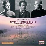 マーラー:交響曲第1番/リュッケルト歌曲集 (Mahler: Symphonie No. 1; Rückert-Lieder)