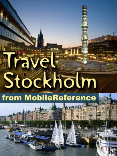 Travel Stockholm, Sweden 2011. Illustrated Guide, Phrasebook, and Maps (Mobi Travel)