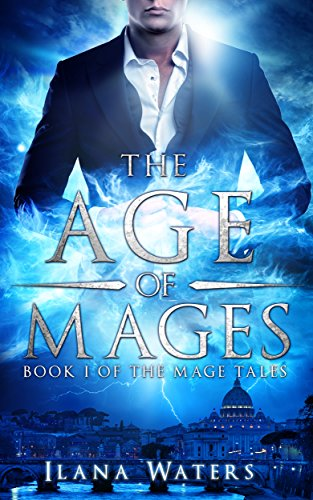 The Age Of Mages by Ilana Waters ebook deal