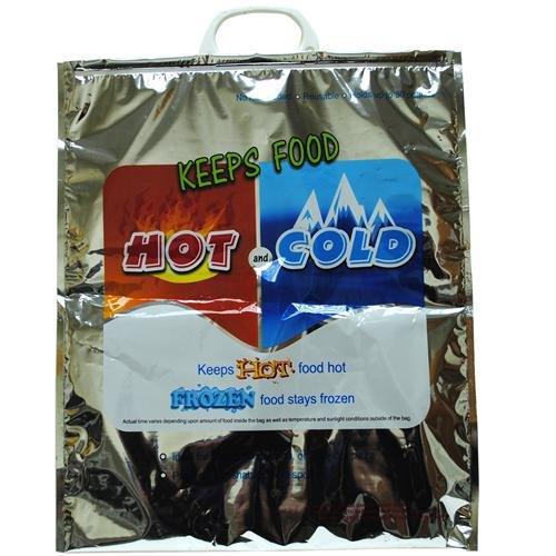 Jmk Foil Hot/Cold Bag Large 30 Lb.