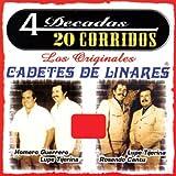 4 Decadas - 20 Corridos
