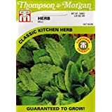 Thompson & Morgan 857 Herb Mint (Peppermint) Seed Packet